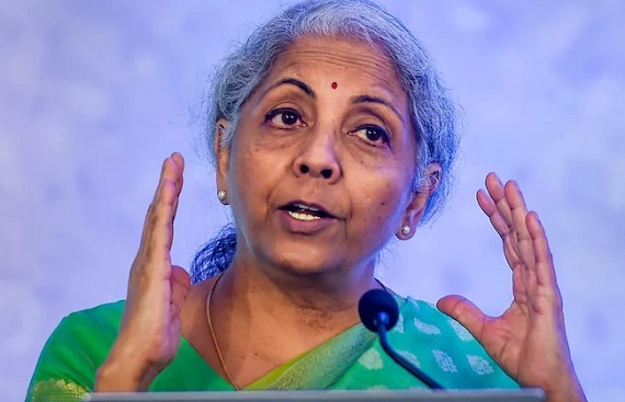 India requires four-five SBI-size banks, says FM Nirmala Sitharaman
