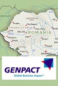 Genpact expands its presence in Romania