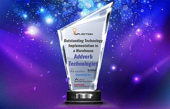 Addverb Technologies Wins Recognition of 'Outstanding Technology Implementation in a Warehouse'