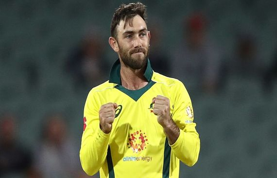 Glenn Maxwell Explains David Warner's Slow-Going in WC