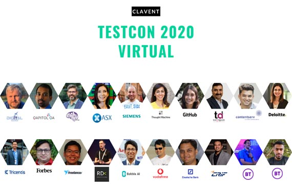 Clavent's TESTCON 2020 receives a remarkable response with 20+ countries participating virtually