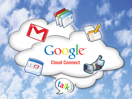 Google Announces Cloud-Computing Service