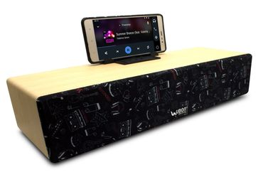 UBON launches Soundbar