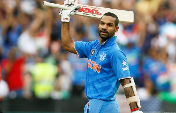We Ticked All Boxes against Australia: Shikhar Dhawan