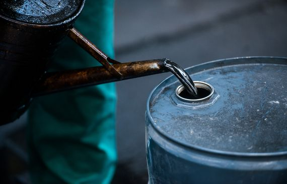 Crude Oil Prices Jump Up 11% After Monday Carnage