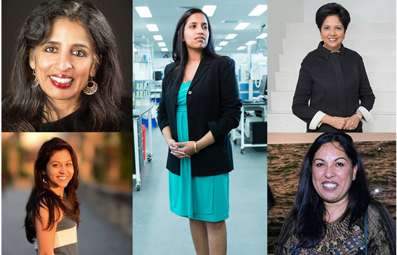 Five Indian American Executives Made to Forbes' 2021 List of America's Richest Self-made Women