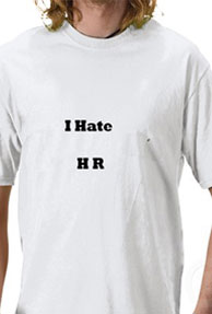Is HR the most hated department?
