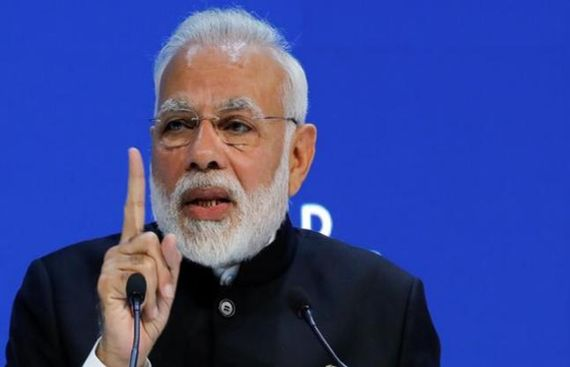 Modi most searched politician on Internet: Study
