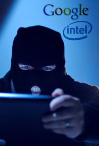 Hacker attacked Intel at same time as Google