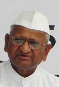Hazare to fast again from Aug 16