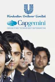 Hindustan Unilever exits BPO arm Capgemini