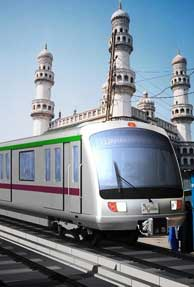 Hyderabad Metro Rail to create 50,000 jobs