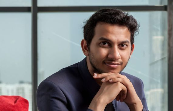 Ritiesh Agarwal: A Born Businessman