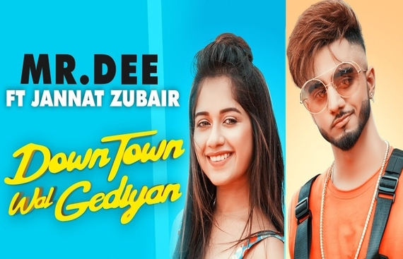 Western Penduz's New Music Video Featuring Jannat Zubair is a 100 Percent Love Song