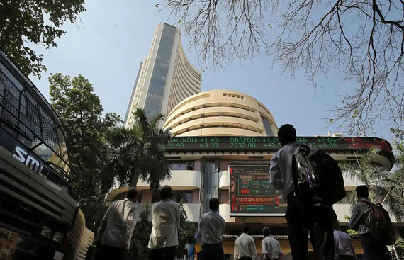 Sensex closing in on 50K-mark for the first time in history, ends on a new high