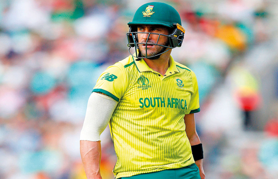 It Was Too Late: Faf on De Villiers' WC Proposal