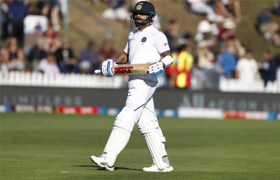 India stick to 'spin-friendly' surface, won't boomerang: Kohli
