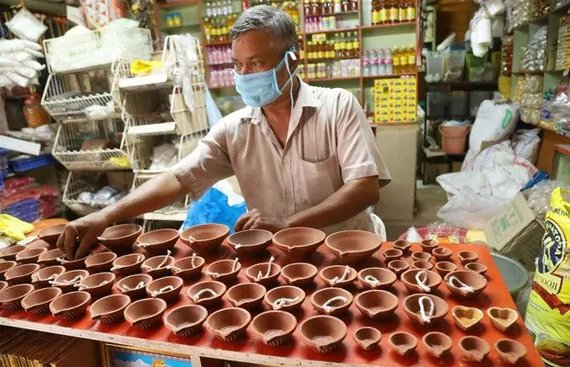 Diwali sales at Rs 72K Crores, amid 'boycott' of Chinese goods