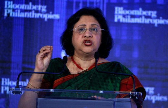 Arundhati Bhattacharya Is Appointed As India CEO of Salesforce