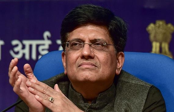 Indian economy well-poised to take off: Piyush Goyal