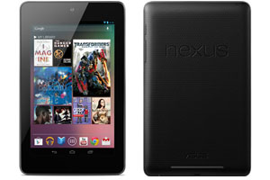 Asus Launches 32GB Google Nexus 7 In India