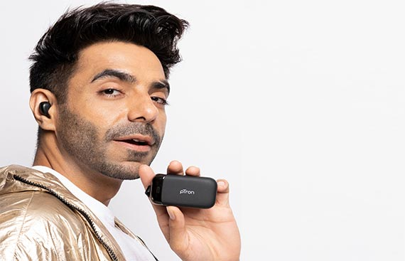 pTron signs Aparshakti Khurana for its Brand Campaign