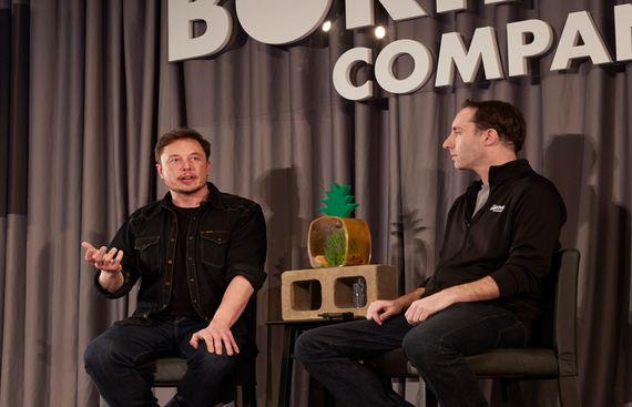 Elon Musk's Boring Company lays off 5 employees