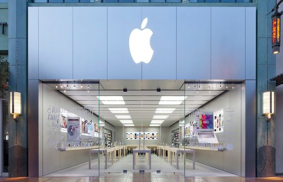 Apple Unveils Renovated Fifth Avenue Flagship Store