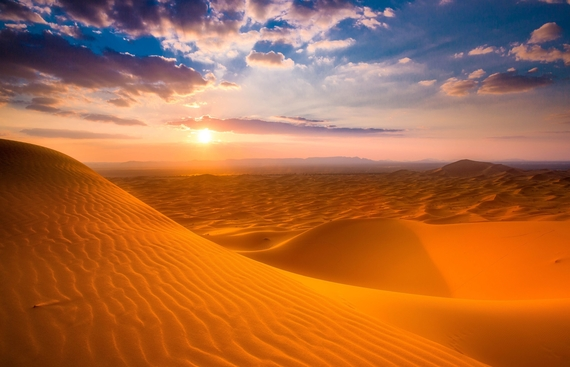 4 Most Stunning Deserts in the World