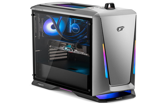 COLORFUL Introduces iGame M600 Mirage Gaming PC with11 th Gen Intel Core CPUs