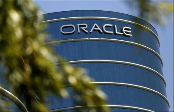 Top Oracle executive says AWS database technology 15 years behind Oracle