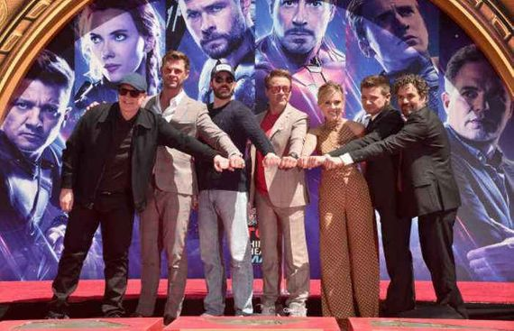 'Avengers...' sells over 2.5 mn tickets in advance sales