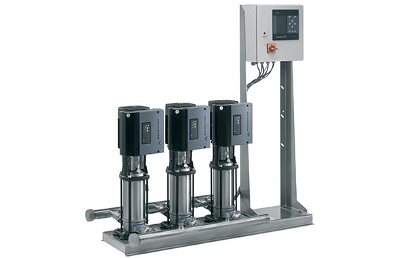 Grundfos' Hydro MPC E Water Boosters Have The Highest Energy Efficiency In Market
