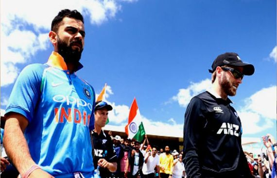 Weather Gods conspire as Kohli & boys prepare for Kiwi test