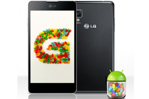 LG Optimus G2 To Beat Galaxy S4 As The Fastest Smartphone In World