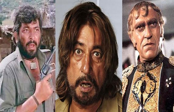 Top 5 Terrific Villians of Bollywood
