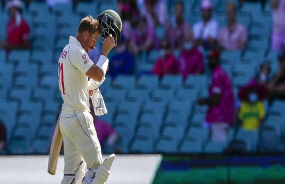 David Warner Apologies Over Racism to Indian Team