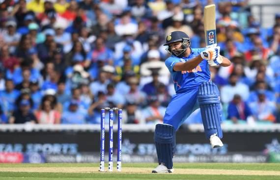 Rohit Sharma Relying on 'Cut' to Stamp Authority this WC