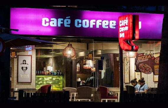 Mindtree Sale Brews Coffee Day Net in Q1