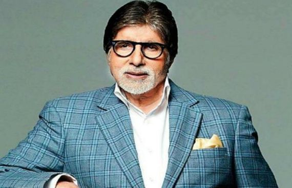 Big B Celebrates 'Second Birthday'