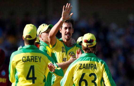 Mitchell Starc Breaks ODI Record, Gets New Nickname
