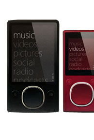 Microsoft's Zune to hit market by later this year