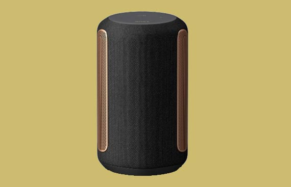 Sony launches new wireless speaker