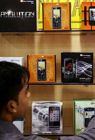 Mobile handset market grows by 15 percent
