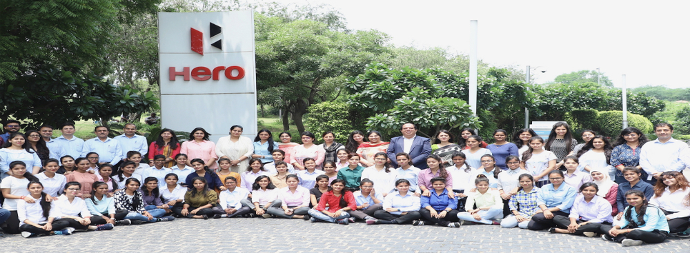 'Diversity' Journey at Hero MotoCorp Surpasses Significant Milestone With 1000 Women Employees