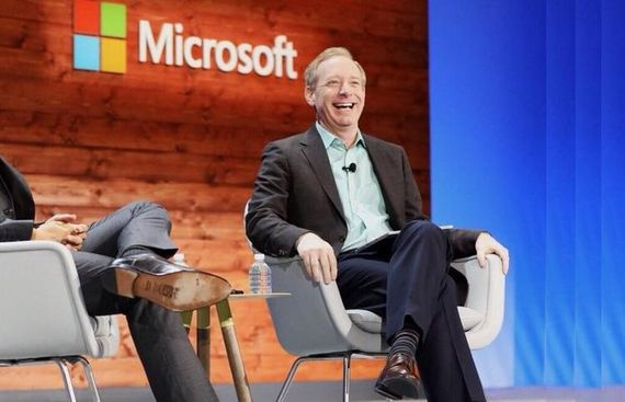 Stopping facial recognition for good work is cruel: Microsoft chief