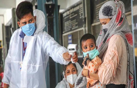 India Surpasses Brazil, Ranks 2nd in COVID-19 Cases