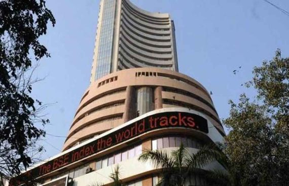 Sensex Down 850 Pts in Two Days Over Intense FII Outflow