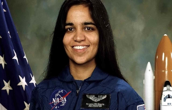 ISS-bound spacecraft named after late astronaut Kalpana Chawla