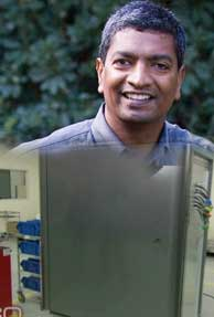 NRI scientist prepares clean power generation wonder box